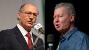 Geraldo Alckmin e Arthur Virgílio Neto