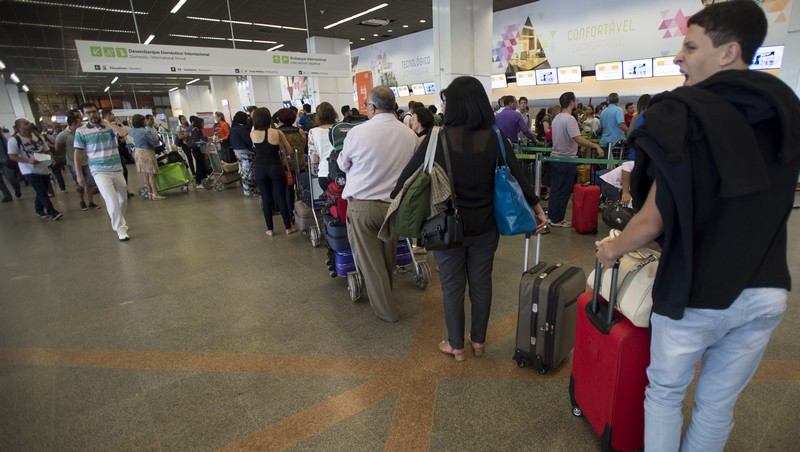 Bagagens não 'derrubam' preços das passagens aéreas no Brasil
