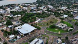 Boa Vista, capital de Roraima. Servidores do ex-território podem fazer opção por novo quadro de pessoal (Foto: Jorge Macedo/Divulgação)
