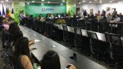 Reunião do CAS em Porto Velho foi em clima de embate político em defesa da Zona Franca de Manaus (Foto: Suframa/Divulgação)