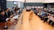 Plenário da CMM aprovou projeto que assegura reajuste aos servidores de área não específica (Foto: Robervaldo Rocha/CMM)