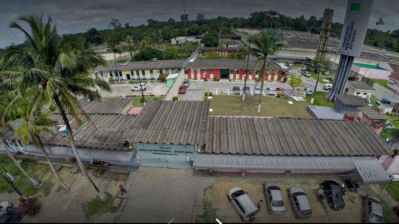 Seap dispensa licitação de R$ 14 milhões em contrato para administrar presídio em Manaus