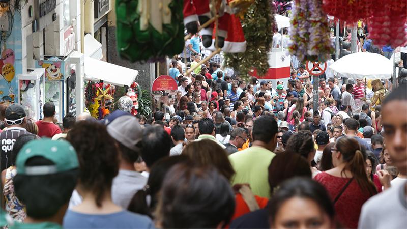Comércio de Manaus estima contratar 1,5 mil trabalhadores temporários