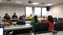 Reunião do Comitê de Enfrentamento à Violência Sexual contra Crianças expôs déficit em processos criminais (Foto: Juçara Menezes/Divulgação)