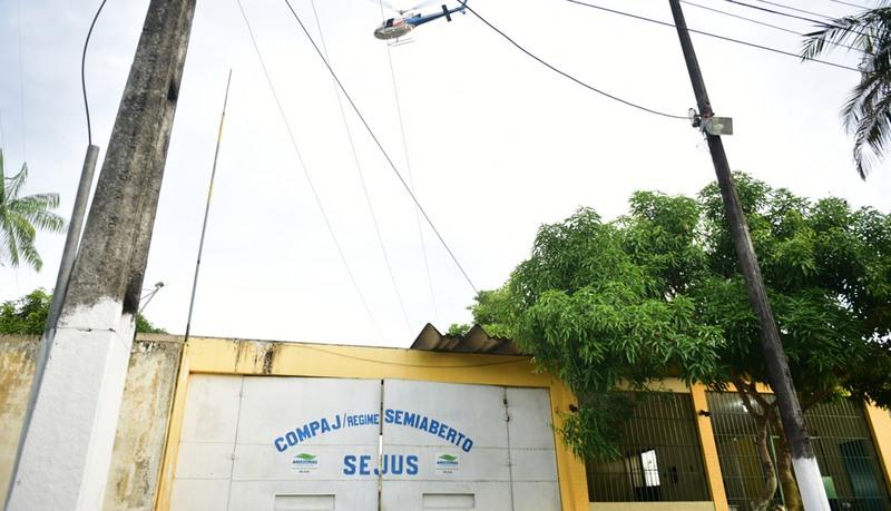 Indulto beneficia apenas presos do regime semiaberto, conforme lei federal (Foto: Antônio Assis/Seap)
