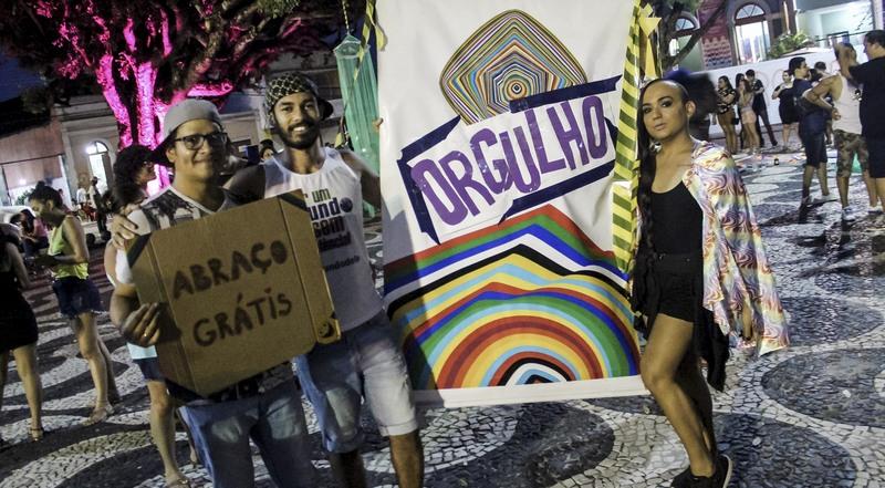 A causa homossexual será debatida com temática cultural nesta terça-feira, em Manaus (Foto: Coletivo Difusão/Divulgação)