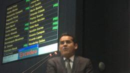 David Almeida diz que base aliada contesta rito processual de votação do projeto do orçamento (Foto: ATUAL)