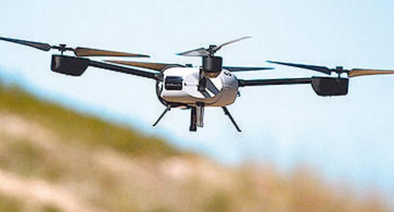 Drones serão classificados por categoria de acordo com o tipo de uso (Foto: Divulgação)