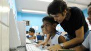 Uso da tecnologia será essencial para ampliar e melhorar aprendizado de Língua Portuguesa, diz MEC (Foto: MEC/Divulgação)