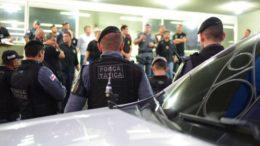Policiais deflagraram operação no início da manhã desta quarta-feira (Foto: Valdo Leão/Secom)