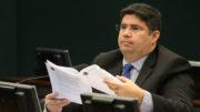 Hissa Abrahão não participou de sessões deliberativas n a Câmara, mas teve despesa alta com Sedex (Foto: Agência Câmara)