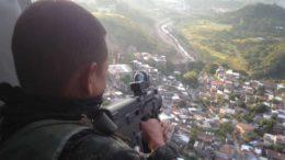 Governo de Honduras impôs toque de recolher, suspendeu a livre circulação (Foto Presidência de Honduras)