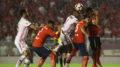 Flamengo saiu na frente, mas não suportou a pressão do time argentino (Foto: Gilvan de Souza/Flamengo)