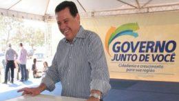 Marconi Perillo quer aprovação de advogados e gestores jurídicos sem realização de concurso (Foto: Divulgação)
