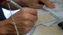 Mega-Sena acumulou no sorteio dessa quinta-feira e deve chegar a R$ 280 milhões no prêmio da Virada (Foto: ABr)
