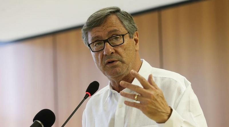 Ministro Torquato Jardim disse que governo irá esperar por decisão do STF sobre indulto (Foto: Fabio Rodrigues Pozzebom/ABr)