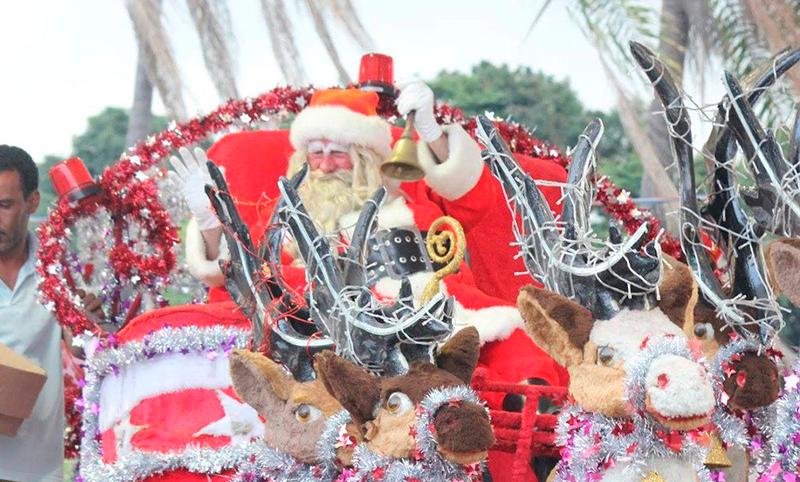 Carta a Papai Noel cruza fronteira e é achada por americano
