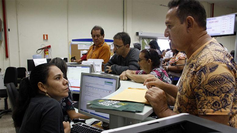 Contribuintes têm até esta quarta-feira para acertar as contas com o Fisco municipal na Semef (Foto: Altemar Alcântara/Semcom)