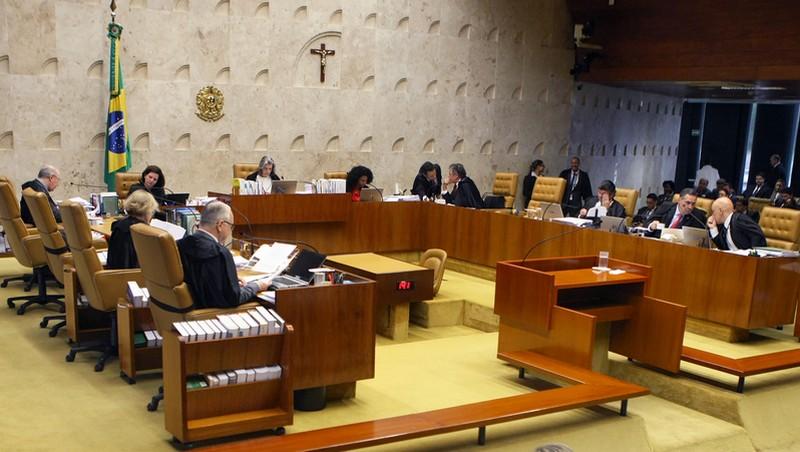 Maioria dos Ministros do STF votou a favor de autorizar a PF negociar delações premiadas (Foto: Nelson Jr./STF)