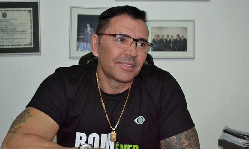 PF investiga Sabino por ser possível beneficiário em esquema de fraude