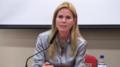 Samantha Ribeiro Meyer é advogada e foi indicada para o Conselho da Itaipu Binacional (Foto: YouTube/Reprodução)