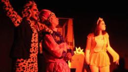 Espetáculo infantil 'Um fantasma para majestade'