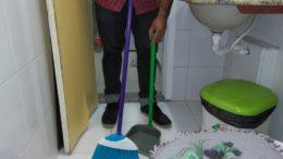 Homens dedicam apenas 11 horas semanais aos trabalhos domésticos (Foto: Atual)