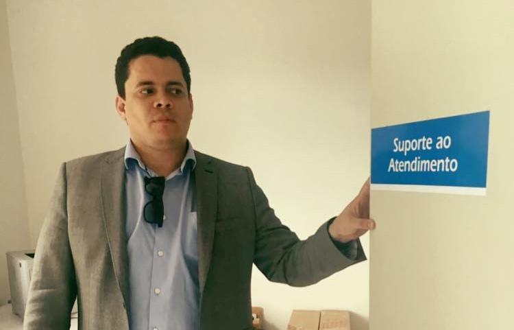 Clizares Santana foi demitido do INSS (Foto: Sejusc/Divulgação