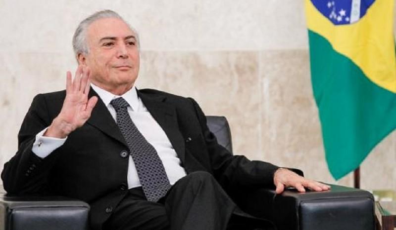 Michel Temer vai passar o final de semana articulando com partidos a votação de reforma da Previdência (Foto: Beto Barata/PR)