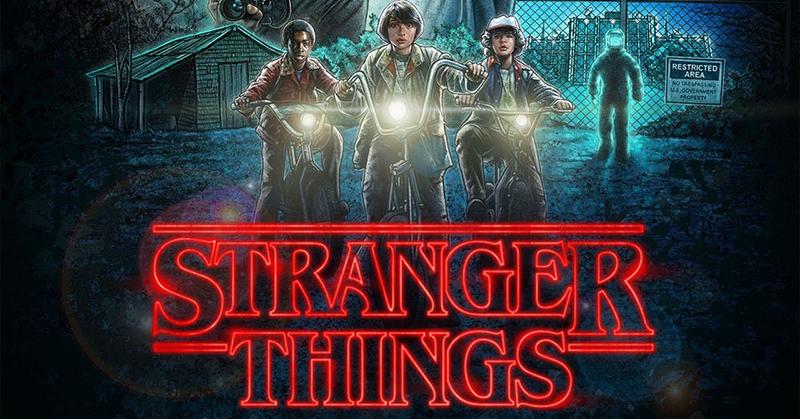 Editora lança série de quadrinhos baseados na série 'Stranger Things'