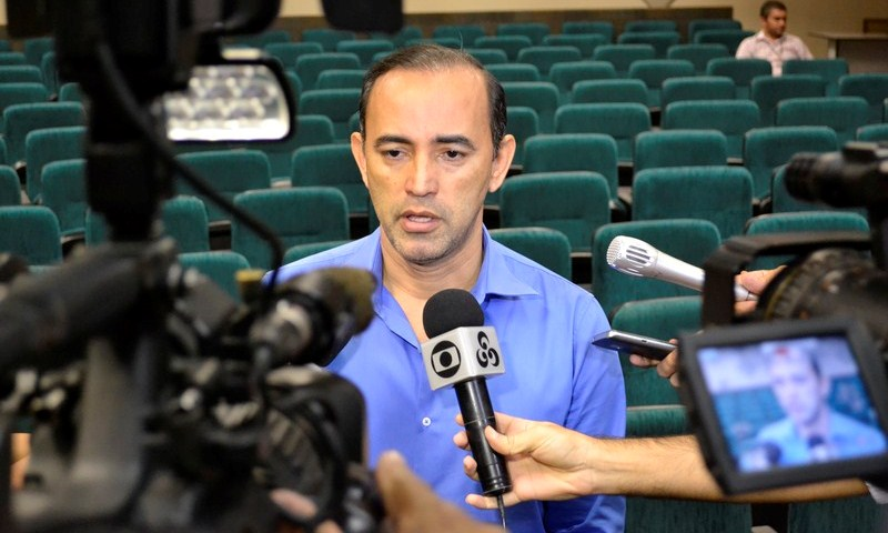 Afonso Lobo ex-secretario de Fazenda