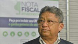 O secretário Alfredo Paes diz que campanha permitiu formar banco de dados fantástico (Foto: Aguilar Abecassis/Secom)