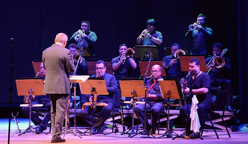 Amazonas Jazz Band traz novo repertório e homenagem em concerto