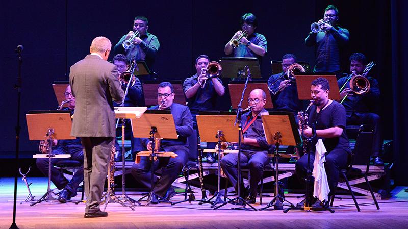 Amazonas-Jazz-Band (Foto: Wander Luis/SEC)