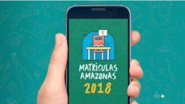 Aplicativo liderou os atendimentos por vagas na rede pública no Estado e Prefeitura de Manaus (Foto: Secom/Divulgação)