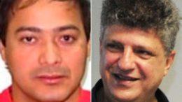 Carlos Eduardo Pinheiro e Raul Zaidan