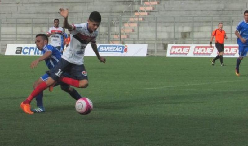 Goleado por 6 a 1, Fast é eliminado na estreia da Copa do Brasil