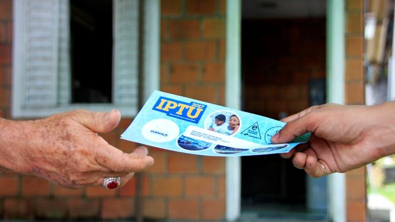 Segunda parcela do IPTU 2018 vence nesta segunda-feira