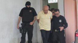 Ex-governador José Melo está preso e foi denunciado pelo MPF, que pediu pena de três a oito anos de prisão (Foto: Jair Araújo)