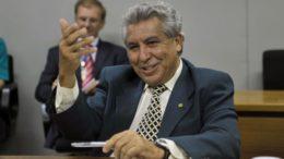 Lupércio Ramos aposentadoria