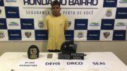 Marcos de Azevedo Andrade disse que deu cobertura para comparsa (Foto: PC-AM/Divulgação)