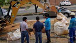Manaus Ambiental terá que fazer vistoria nos serviços de reparo de vazamento na rede de distribuição de água (Foto: Divulgação)