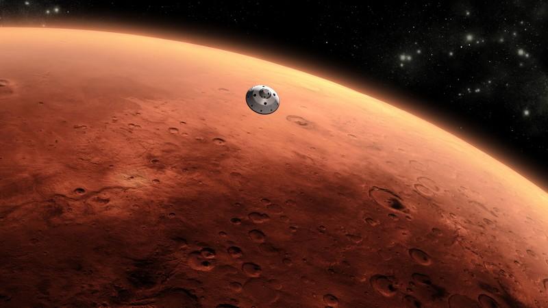 Confirmação de água líquida em Marte estimula busca de vida fora da Terra