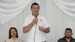 prefeito de Itacoatiara Antonio Peixoto