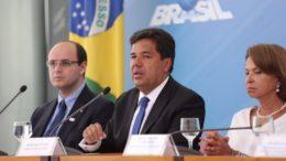 Rossieli Soares disse que o MEC repassa, anualmente, R$ 2 mil por aluno para os Estados ofertarem até 500 mil vagas de snsino médio em tempo integral (Foto: Divulgação)