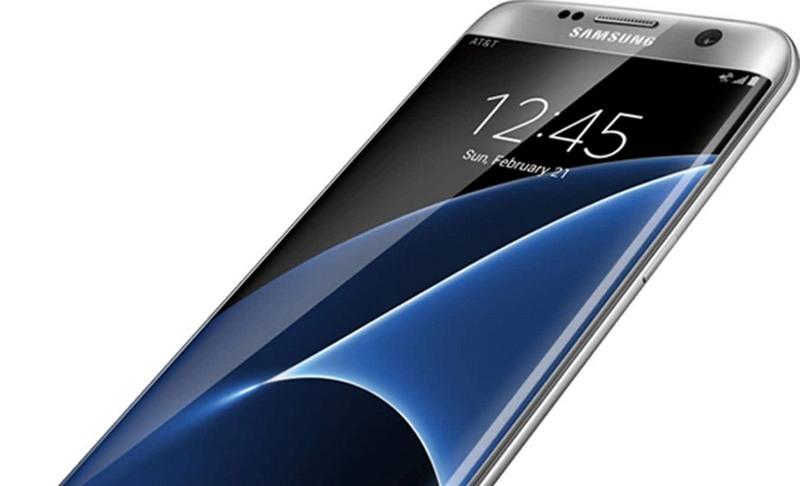 Modelo do Samsung Galaxy S7 idêntico ao que foi roubado por auxiliar de serviço geral (Foto: Divulgação)