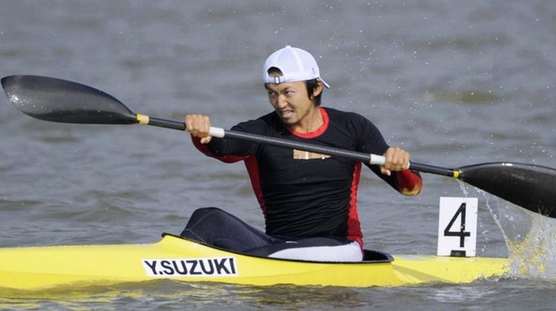 Yasuhiro Suzuki foi suspenso por provocar doping em rival da canoagem do próprio país (Foto: The Japan Times News/Reprodução)
