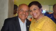 Jose Melo e Edilene Oliveira