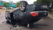 Acidente de trânsito em Manaus: vítimas em estradas também têm direito a seguro Depvat (Foto: ATUAL)