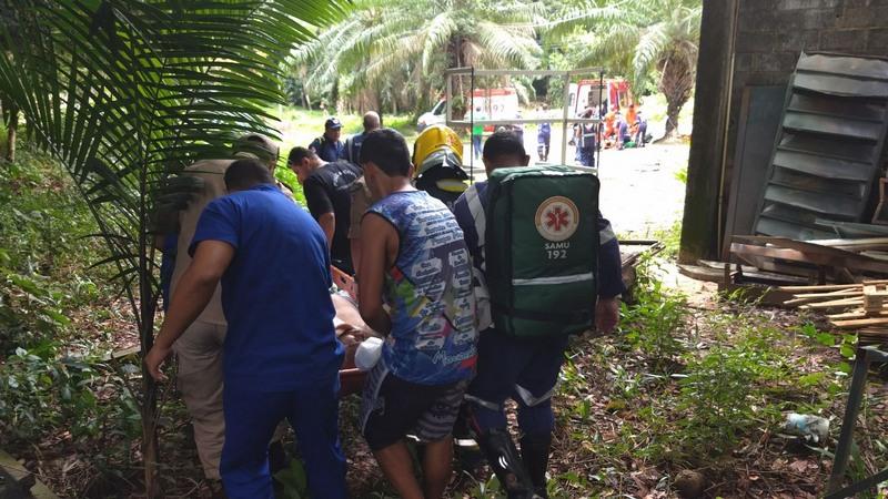 Aeronave cai próximo ao Aeroclube de Manaus — Urgente